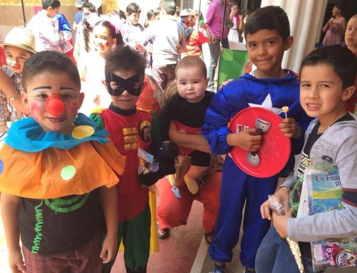 Día del Niño en San luis Potosí