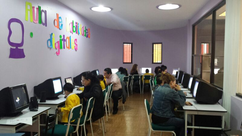 El salon de clases - 2 part 5