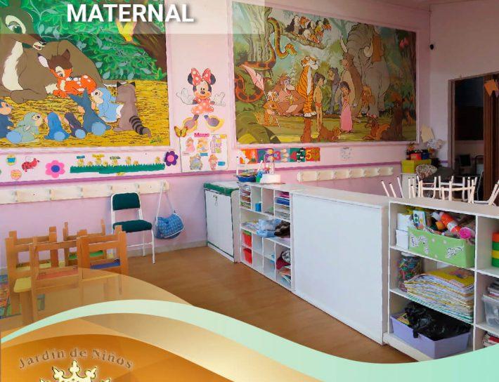 Maternal en San Luis Potsoí
