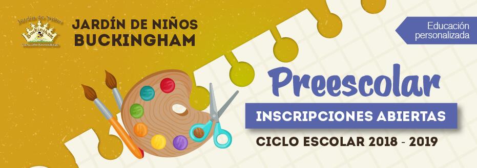 Inscripciones Preescolar San Luis Potosi