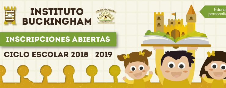 Inscripciones Preescolar, Primaria 2018-2019